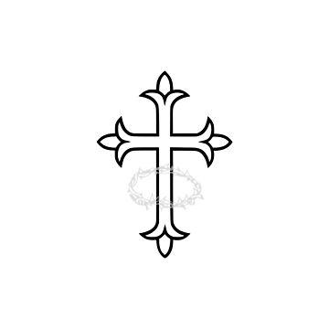 Saint Bella Cross+Crown by bellalugxsi