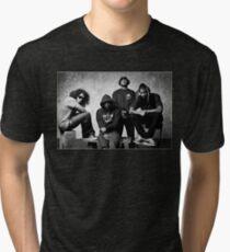 Black Hippy B/W Tri-blend T-Shirt