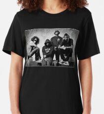 Black Hippy B/W Slim Fit T-Shirt