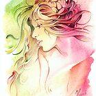 Kiss of Wind by Anna Miarczynska