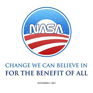 NASA Obama Nov 1st 2011 by SPearsons