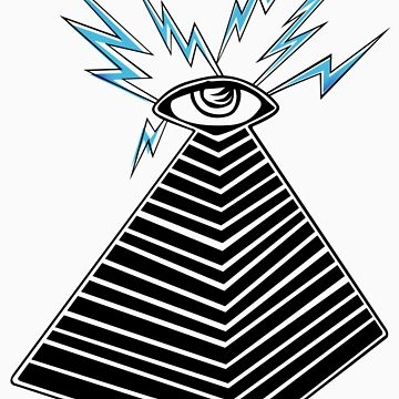 All seeing eye by lloyd1985