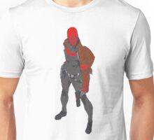 Red Hood Unisex T-Shirt