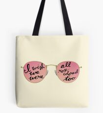Rose-Colored Boy Tote Bag
