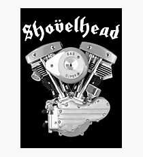 SHOVELHEAD 2 (GENERATOR) Photographic Print
