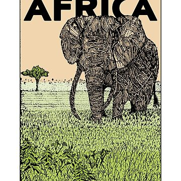 AFRICA by Hinterlund