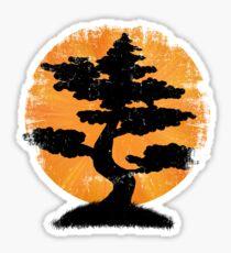 Vintage Bonsai Sticker