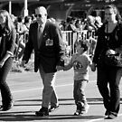 Melbourne ANZAC day parade 2013 - 18 by Norman Repacholi