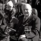 Melbourne ANZAC day parade 2013 - 20 by Norman Repacholi