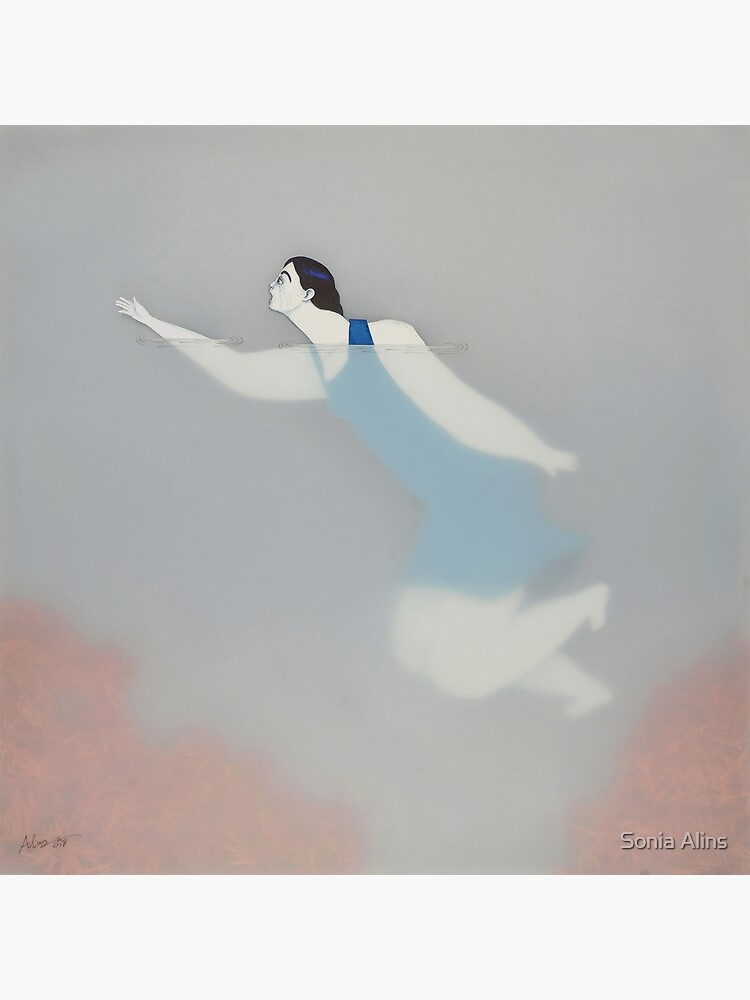 Water Woman VIII by soniaalins