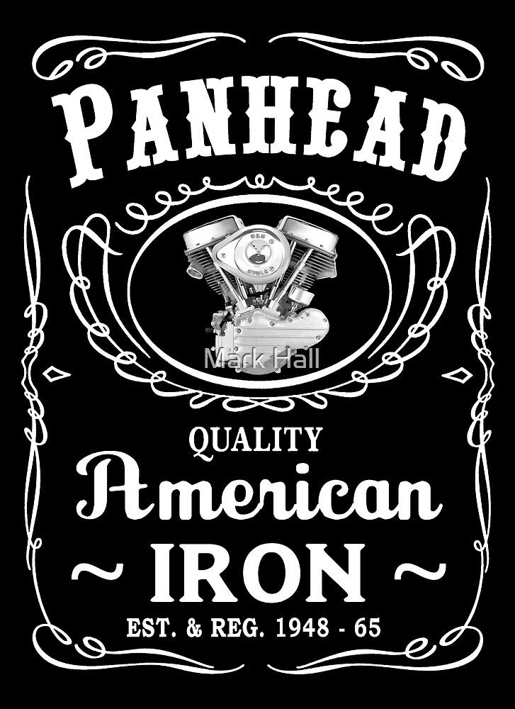 PANHEAD 2 (JD) by Mark Hall