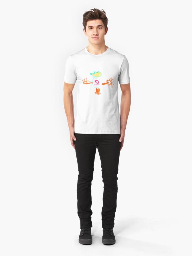 Alternate view of King Ping Slim Fit T-Shirt