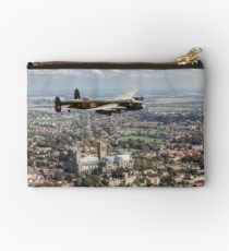 Lancaster City of Lincoln over Lincoln  Studio Pouch