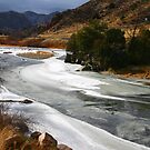 Colorado's Icy Arkansas River by Patricia Montgomery