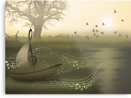 River of Music by franzi
