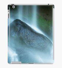 Waterfall On Rocks iPad Case/Skin