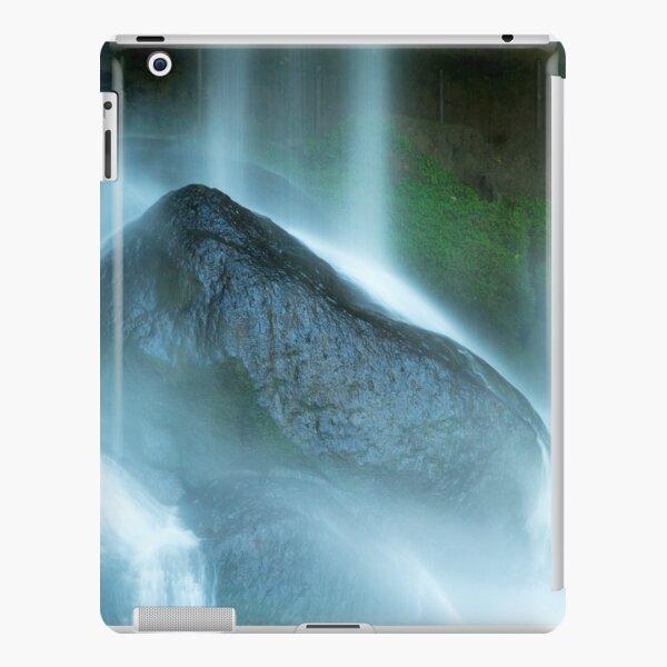 Waterfall On Rocks iPad Snap Case