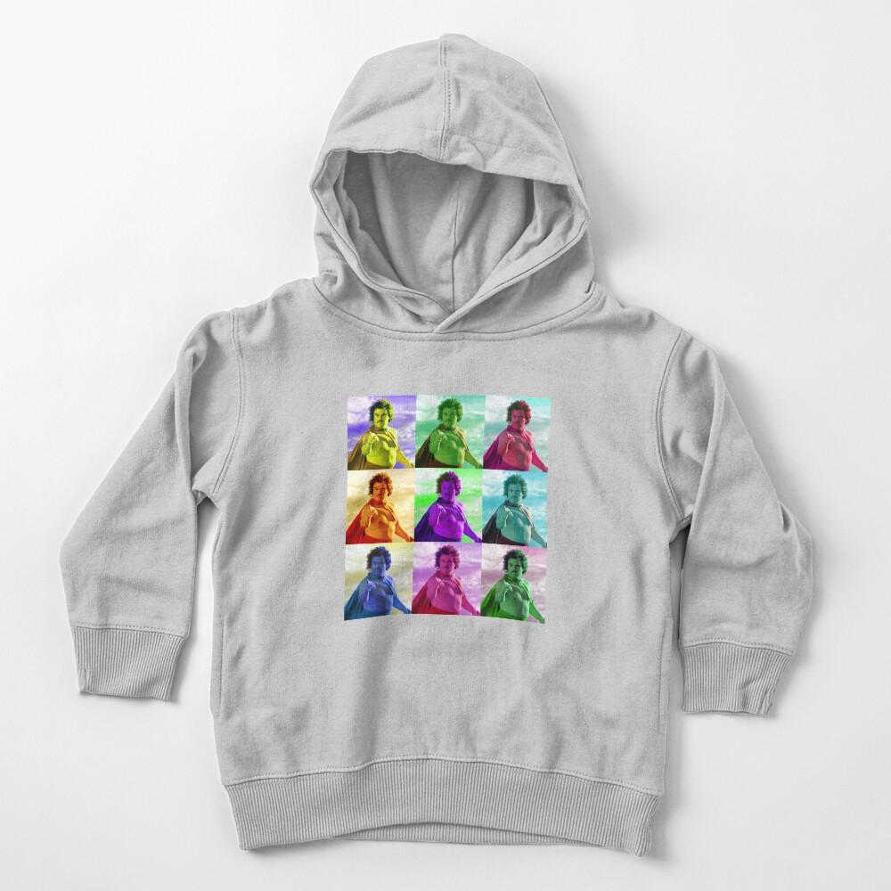Nacho-Collage Kleinkind Hoodie