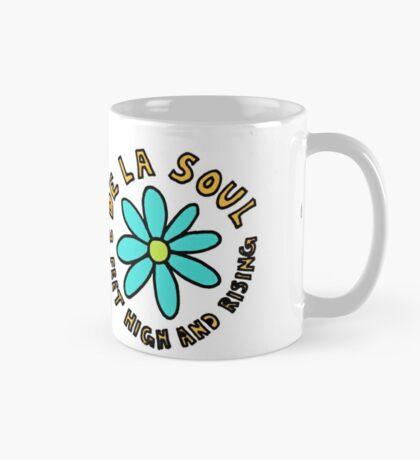 De La Soul 3 feet high and rising replica promo shirt Mug