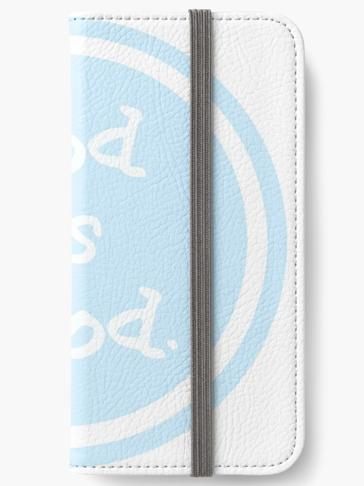 'life is good god is good' iPhone Wallet by Daria Smith