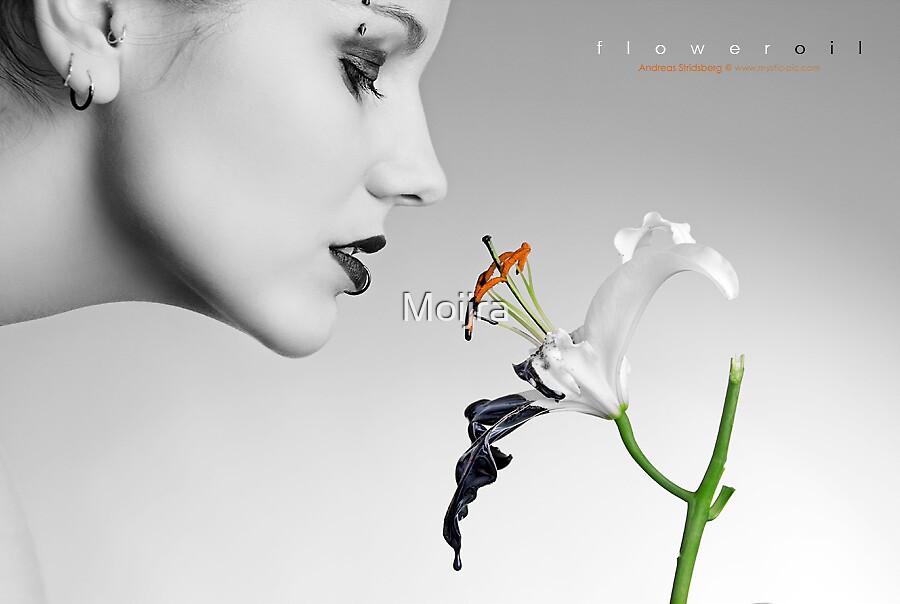 Flower oil by Moijra