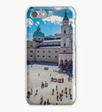Salzburg Cathedral iPhone Case/Skin
