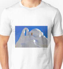 Mykonos Unisex T-Shirt