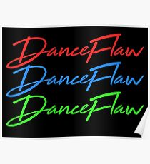 DanceFlaw Poster