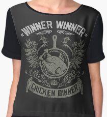 PUBG PlayerUnkown's BattleGrounds - Pioneer Shirt Chiffon Top