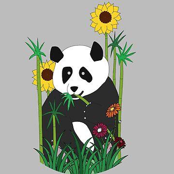 Happy Panda by zetwal