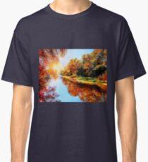 Orange calm Classic T-Shirt