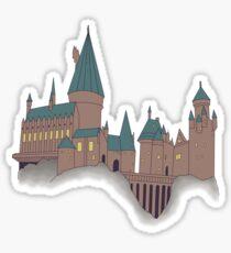 Wizard Castle Sticker