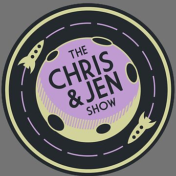 The Chris and Jen Show Logo by chrisandjenshow