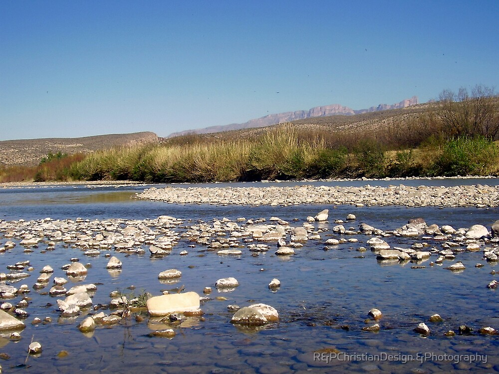 Rio Grande River by R&PChristianDesign &Photography
