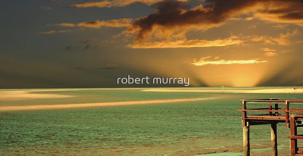 As the sun rises by robert murray