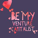 Be My Venture Capitalist pastel by Stephanie Perry