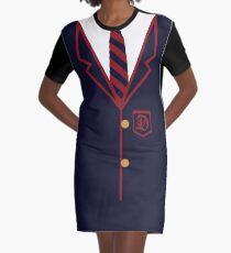 Glee Dalton Academy Graphic T-Shirt Dress