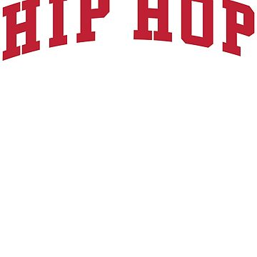 1990s Hip Hop by nomadshirts
