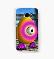 Saturated Egg Man Samsung Galaxy Case/Skin