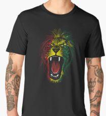 Rasta Roar Men's Premium T-Shirt