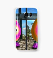 Saturated Egg Man Combined Samsung Galaxy Case/Skin