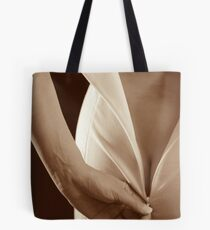 Back Zipper Tote Bag