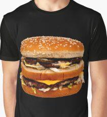 Mcdonald's Big Mac Graphic T-Shirt