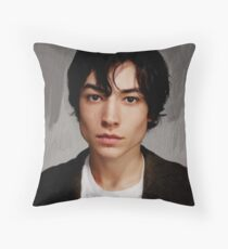 Touch Ezra He's Sick Edit Throw Pillow