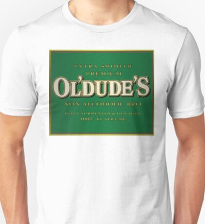 Ol'dude's Non-Alcoholic T-Shirt