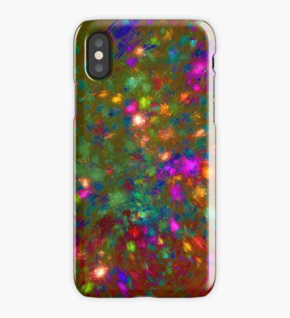 Autumn #fractal art iPhone Case