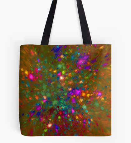 Autumn #fractal art Tote Bag