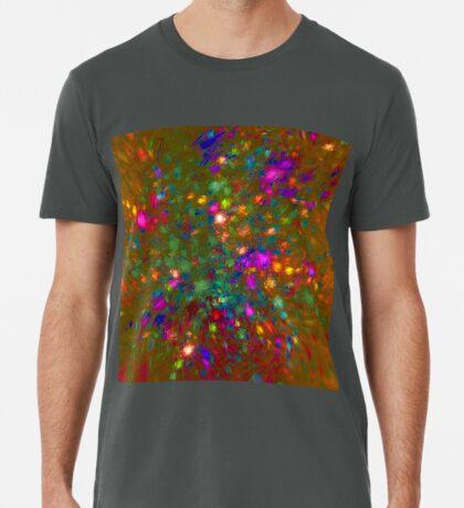 Autumn #fractal art Premium T-Shirt