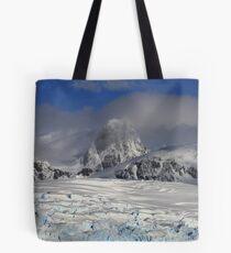 Glacier, Antarctic Peninsula Tote Bag