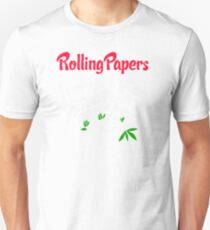 Rolling Papers 0z5SKU Best Product Unisex T-Shirt